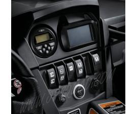 ADAPTATEUR POUR RADIO ET SYSTÈME DE POSITIONNEMENT TERRESTRE (GPS