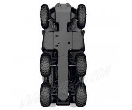 PLAQUES DE PROTECTION HMWPE G2L 6X6